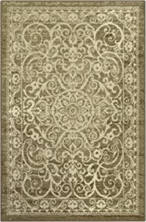product image for Maples Rugs Area Rug - Pelham 7 x 10 Large Area Rugs [Made in USA] for Living Room, Bedroom, and Dining Room, Khaki (AG4055101)