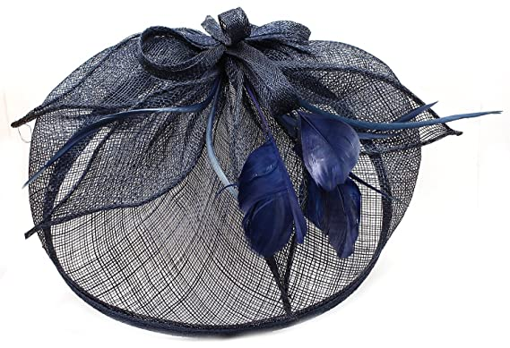 Navy blue hatinator for special occasions b8a3d0b2b62