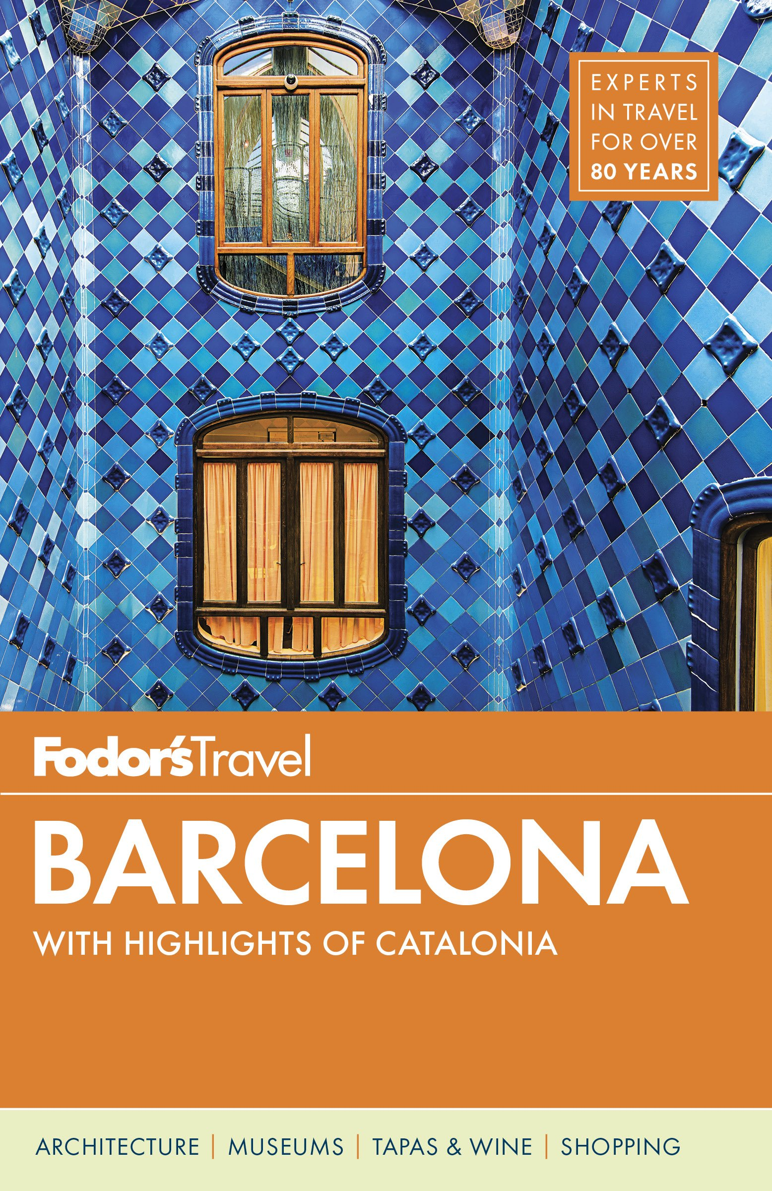 Read Online Fodor's Barcelona: with Highlights of Catalonia (Full-color Travel Guide) PDF ePub book