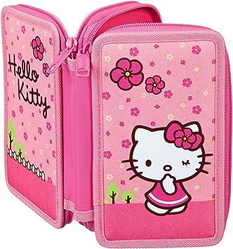 Unbekannt scooli hkyx0430 – Estuche con STABILO Marca Relleno, Hello Kitty, 29 Piezas: Amazon.es: Juguetes y juegos