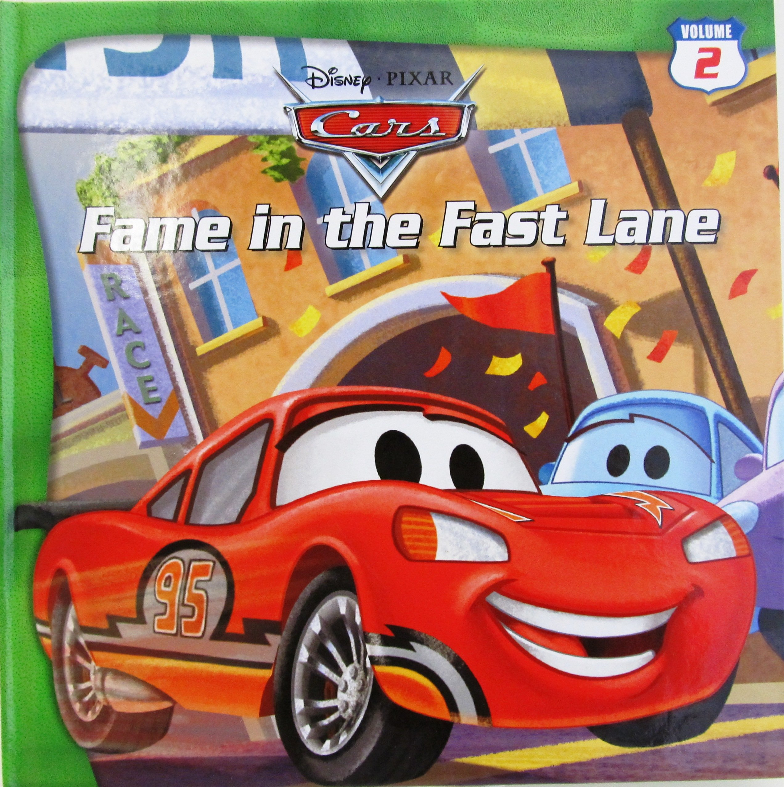 Disney Pixar Cars - Fame in the Fast Lane- Volume 2: Advance ...