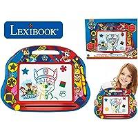 Lexibook CRPA550 Multicolor Magic Magnetic Paw Patrol Tekenbord, artistiek creatief speelgoed voor meisjes en jongens…