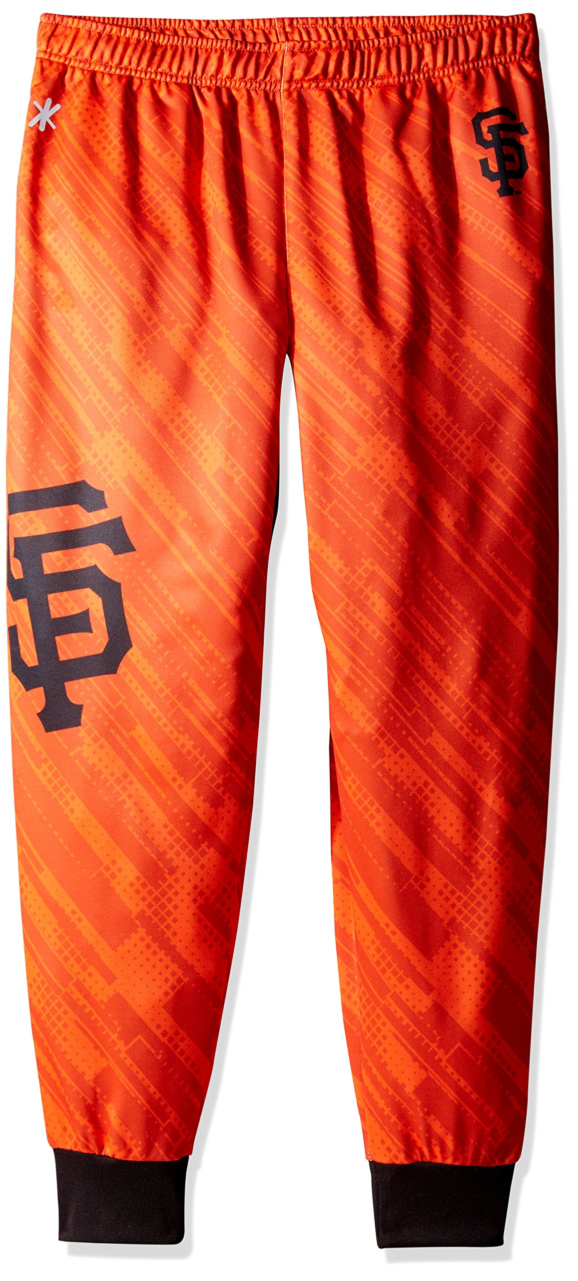 FOCO San Francisco Giants Polyester Mens Jogger Pant Large