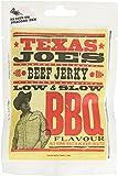 Texas Joe's Low & Slow BBQ Marinated Smoked Beef Jerky 50g