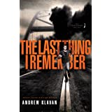 The Last Thing I Remember (The Homelanders Book 1)