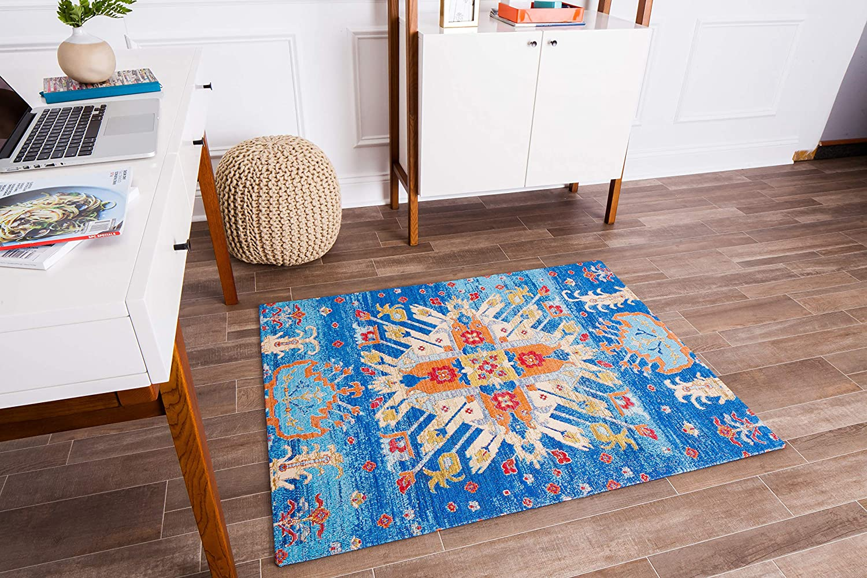 Alesund 40 x 54-Inch Anji Mountain Rugd Chair Mat