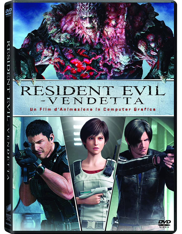 Resident Evil - Vendetta [Italia] [DVD]: Amazon.es: Takanori ...