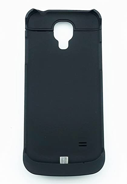 new style 415b8 de463 Bonita Products Galaxy S4 Mini Battery Case, 2800mAh Backup Charging Case  for Samsung Galaxy S4 Mini, up to 1.5X Extra Power, 24 Month Warranty. ...