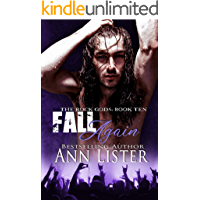Fall Again (The Rock Gods Book 10) book cover