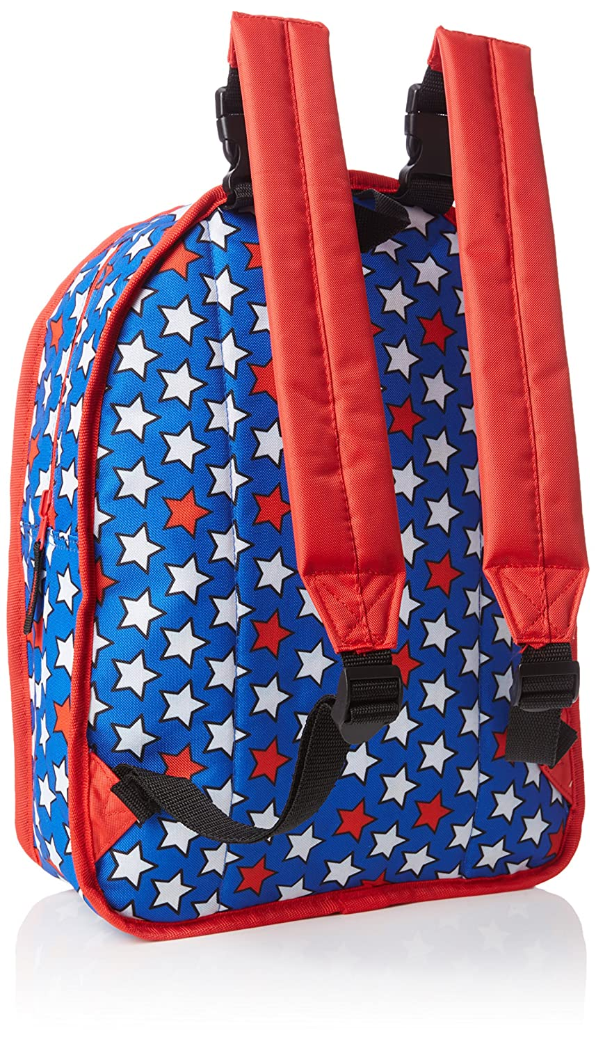 Amazon.com : Wonder Woman Reversible Backpack : Movie And Tv Fan Apparel Accessories : Sports & Outdoors