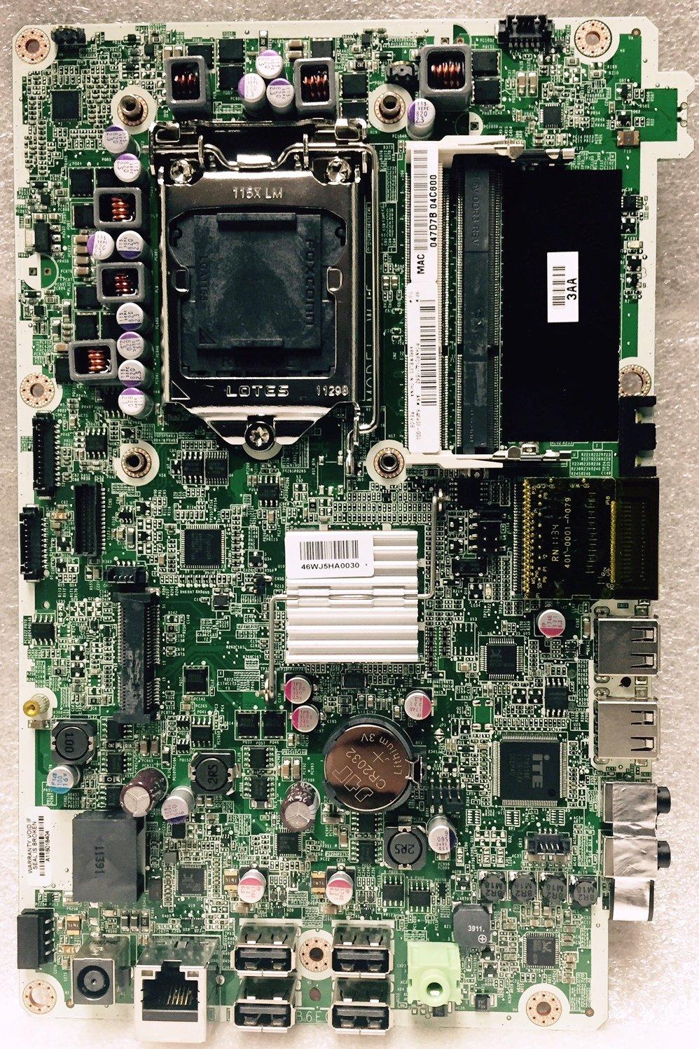 HP Omni Leo H61 665465-001 Motherboard 646908-003: Amazon co