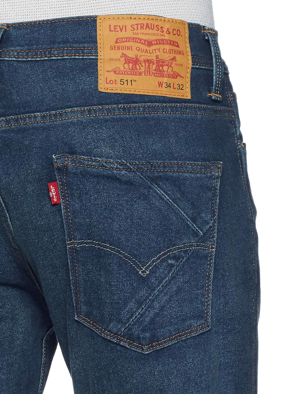 8ba3e45f Levi's Men's (511) Slim Fit Jeans: Amazon.in: Clothing & Accessories