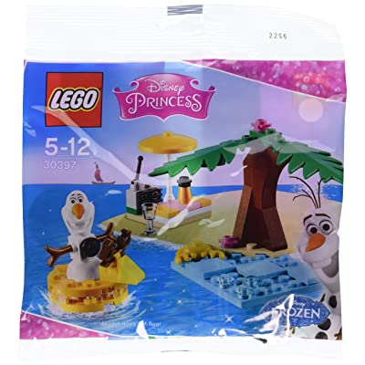 Lego Disney Princess Frozen Olaf's Summertime fun - 30397: Toys & Games