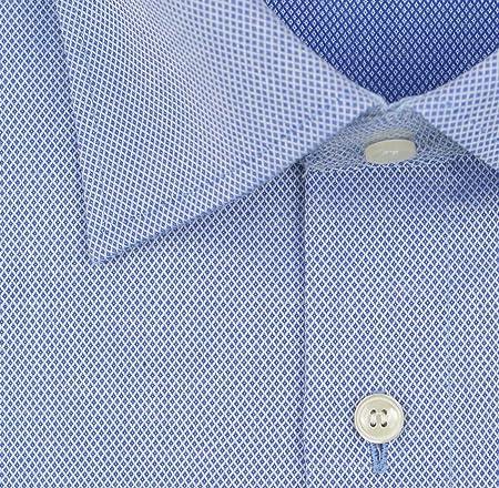 Marvelis Modern Fit - Camisa, color azul