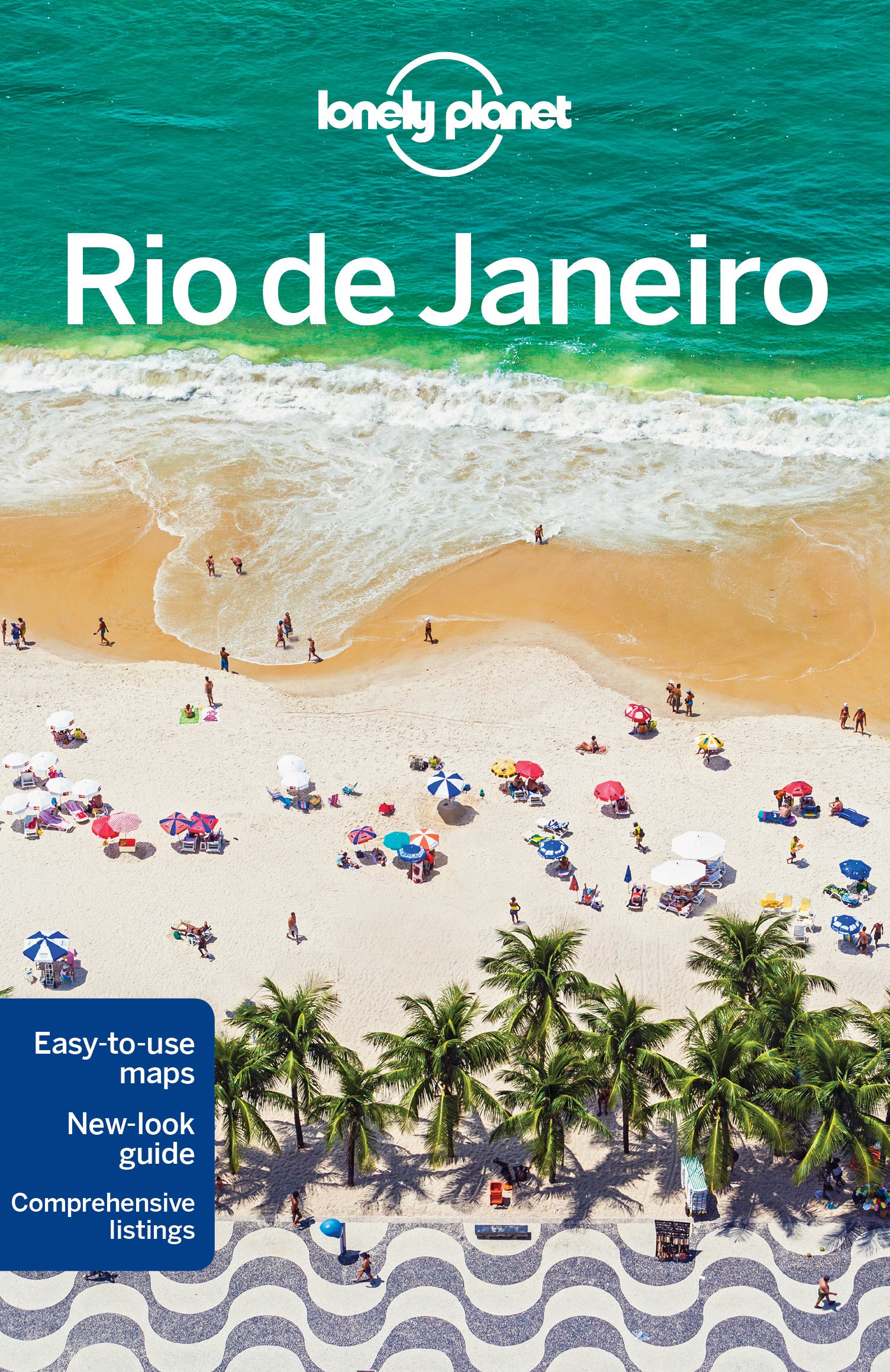 Lonely Planet Janeiro Travel Guide
