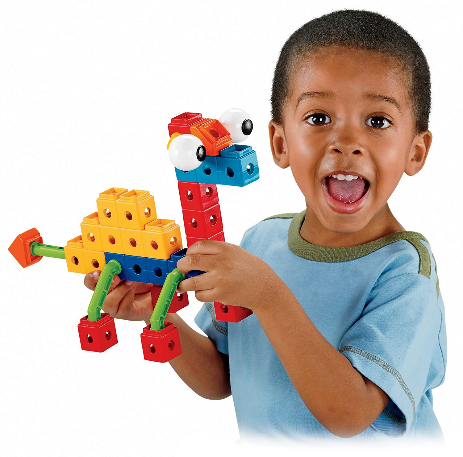 Trio Building Set Amazon Toys & Games