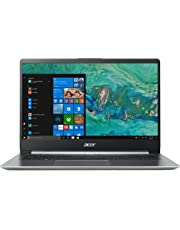 "Acer Swift 1 SF114-32-P56T Notebook con Processore Intel Pentium Silver N5000, Ram da 4 GB, 128 GB SSD, Display 14"" FHD IPS LED LCD, Scheda grafica UHD 605, Windows 10 Home, Silver"