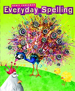 Everyday spelling 2008 student edition consumable grade 4 scott spelling 2008 student edition consumable grade 5 spelling 2008 student edition consumable grade 5 scott foresman fandeluxe Images