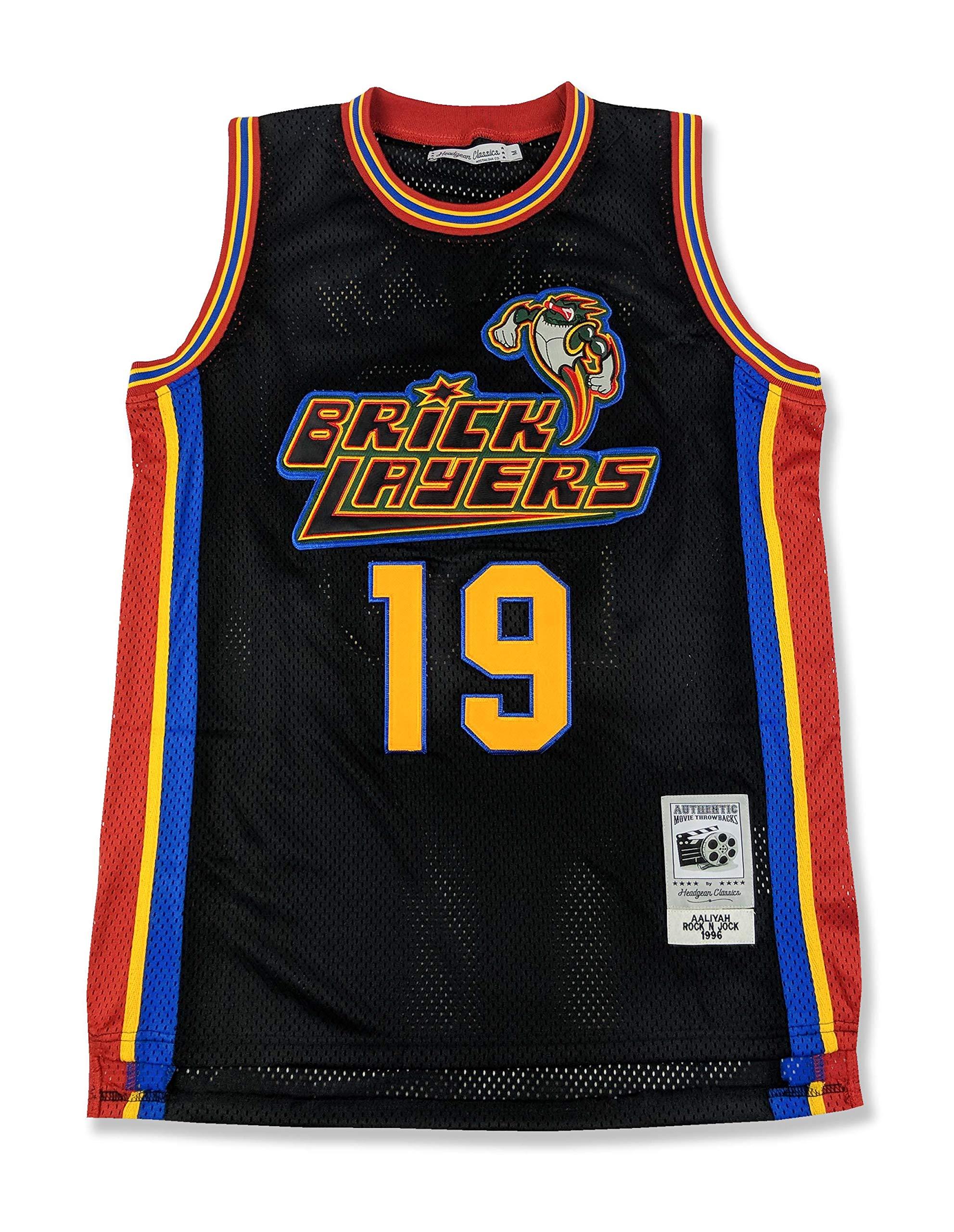651857930bb HeadGear Rock N Jock Aaliyah Basketball Jersey