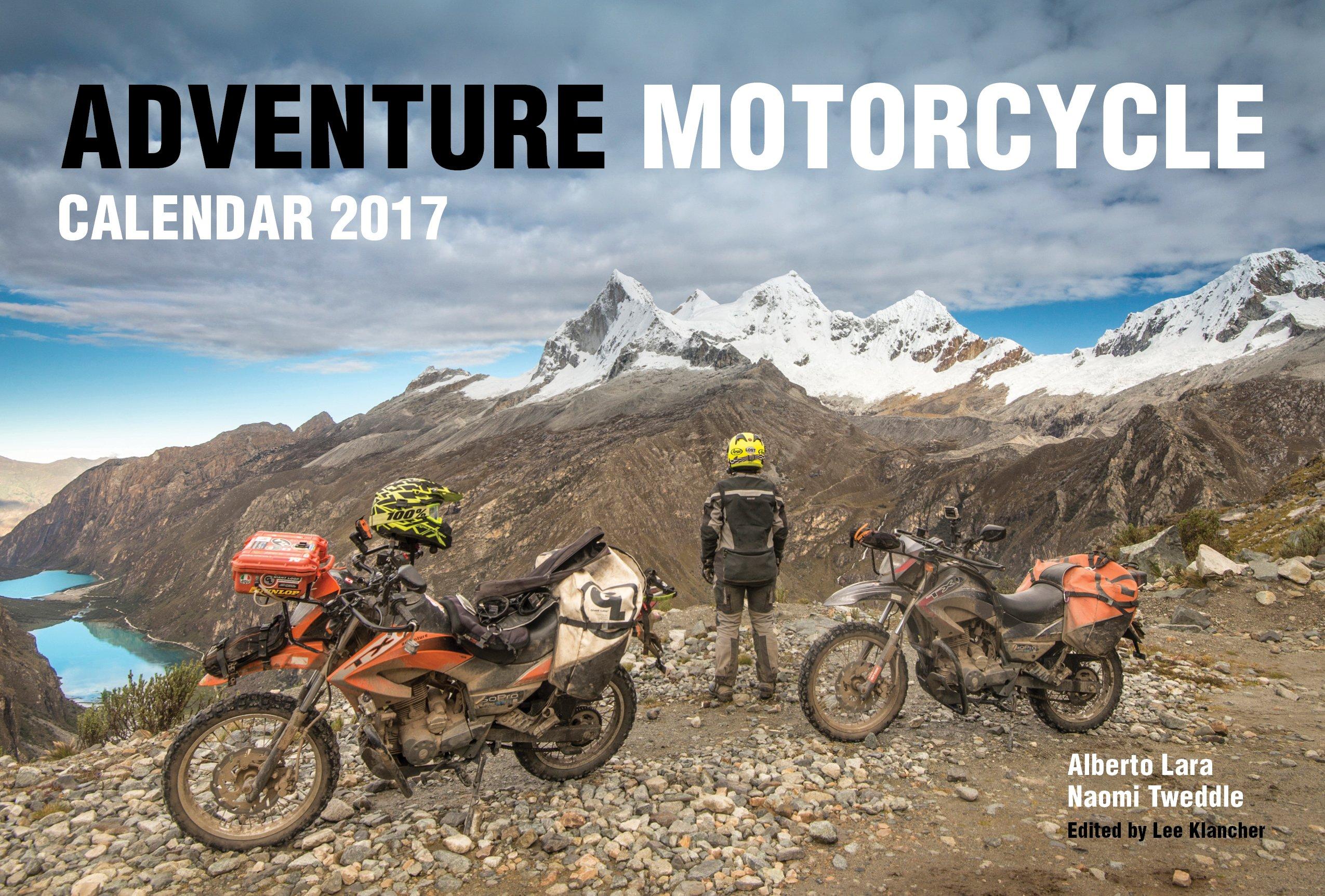 Download Adventure Motorcycle Calendar 2017 pdf epub
