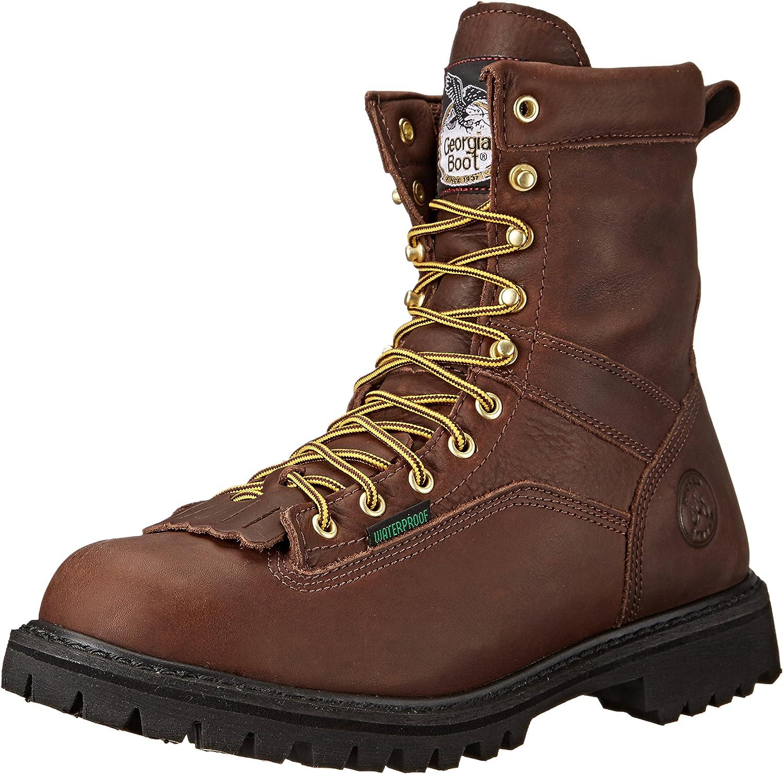 Georgia Logger Boot Work Shoe
