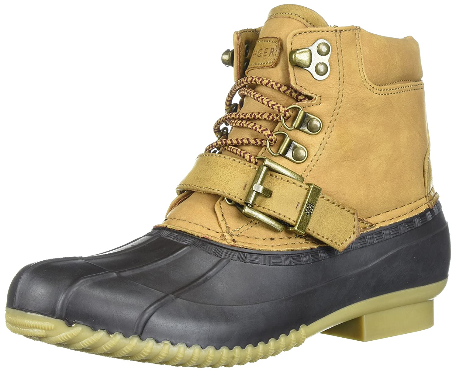 Tommy Hilfiger Women's Regin Snow Boot B06XVK3VJT 10 B(M) US|Neutral