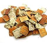 Steingaesser 80299 02 0400 Birch Bark Feuilles 30 x 23 cm Crème Pack De 10