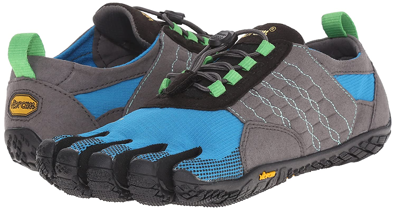 Vibram Women's Trek Ascent Walking Shoe, Grey/Blue/Green, 6.5: Amazon.ca:  Shoes & Handbags