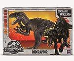 Dinossauro Indoraptor Jurassic Park Mimo Brinquedos Preto