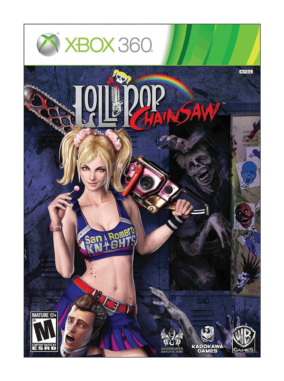 Lollipop Chainsaw - Xbox 360