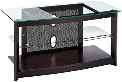 Coaster Home Furnishings 2-Tier TV Console Chestnut