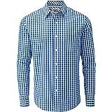 Charles Wilson Originals Long Sleeve Men's Gingham Checked Casual Shirt