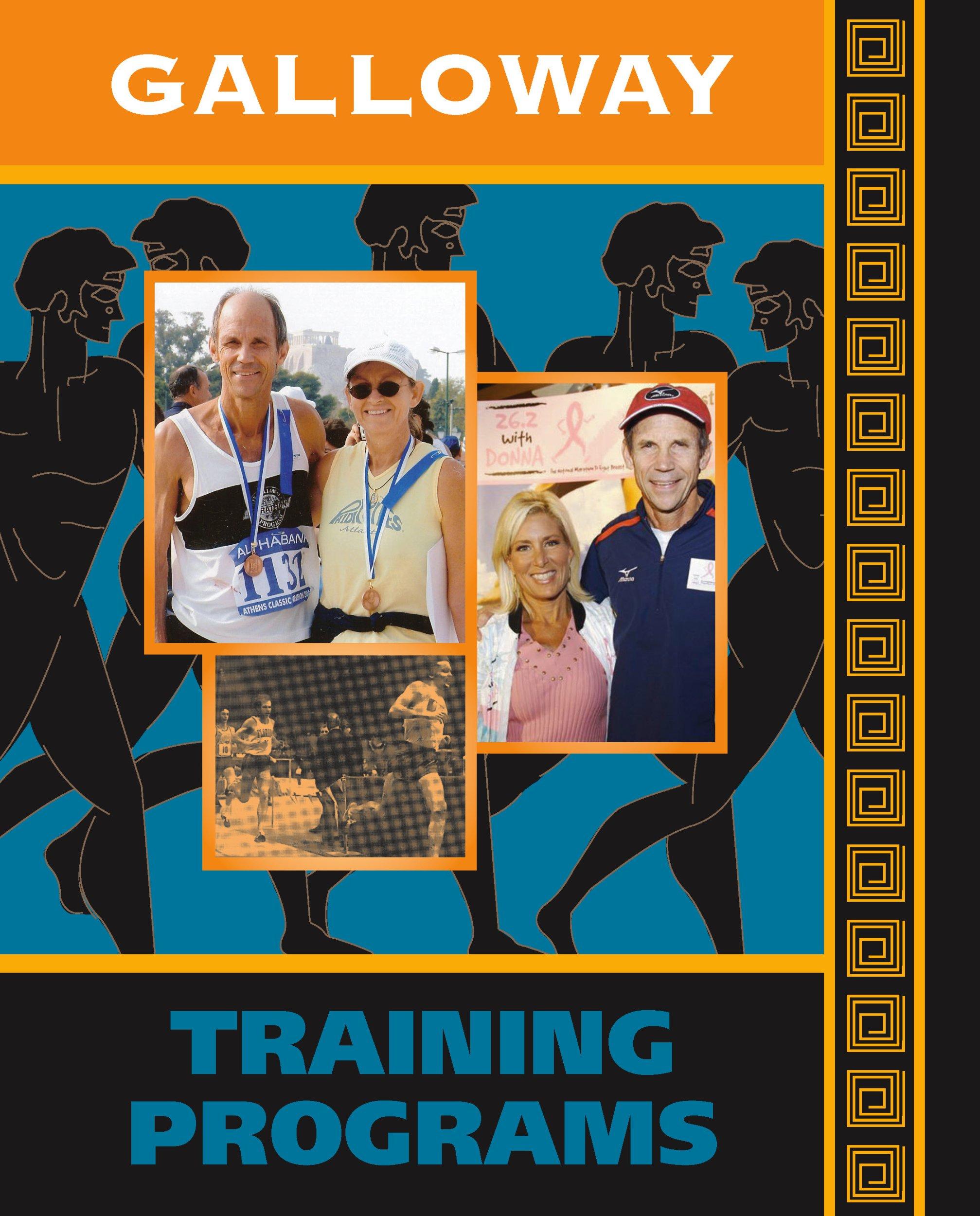 Galloway Training Programs: Jeff Galloway: 9780964718746: Amazon.com: Books
