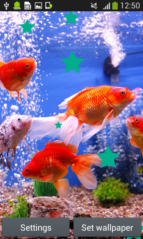 Amazon Com Aquarium Live Wallpapers Apps Games