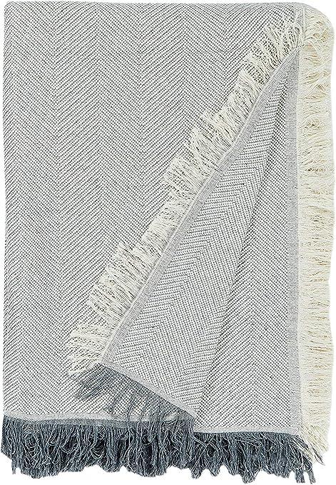 Martina Home Espiga - Foulard Multiusos, Crudo Gris, 230 x 260 cm ...
