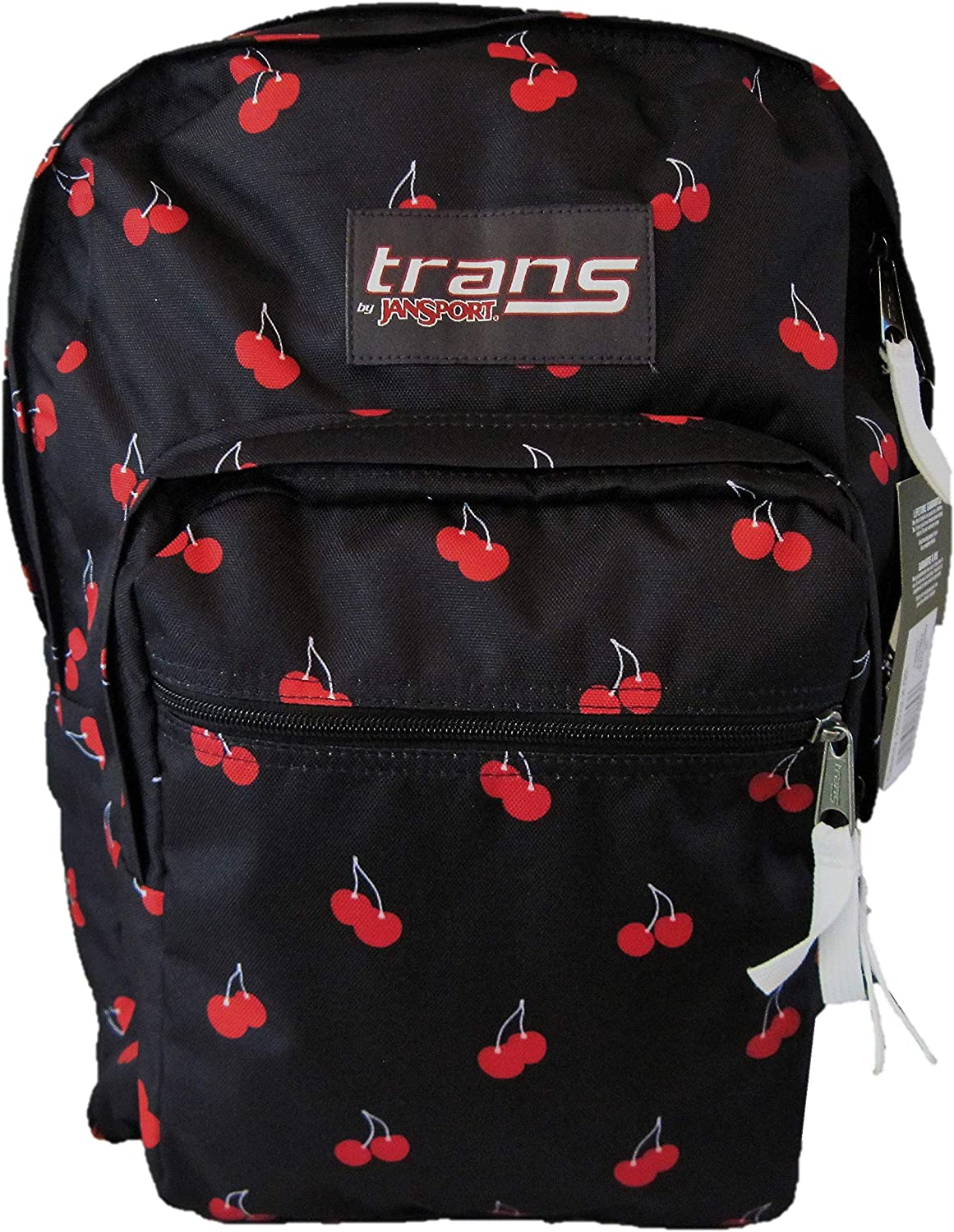 Trans by Jansport Black Cherry Supermax Backpack