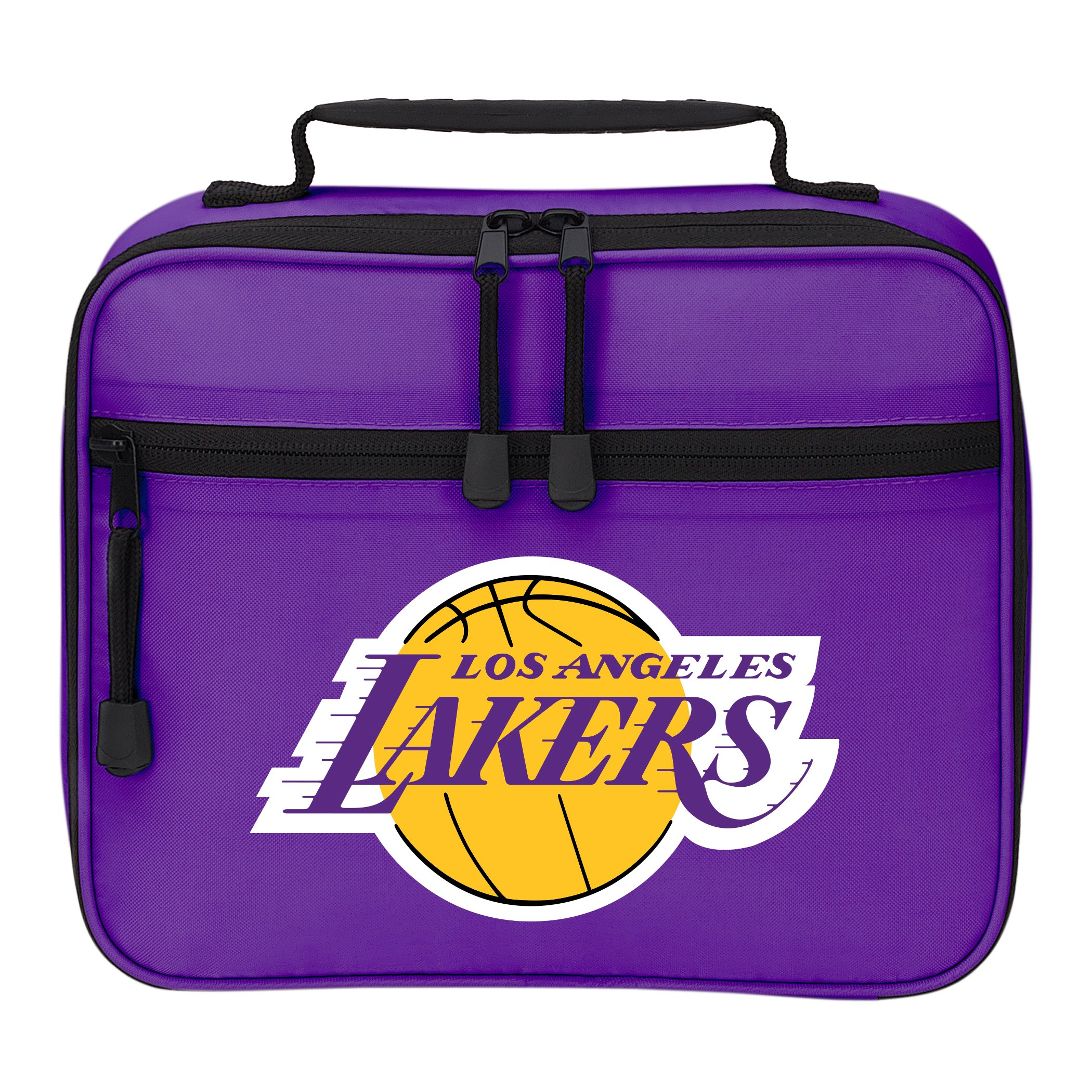 NBA Los Angeles Lakers ''Cooltime'' Lunch Kit''Cooltime'' Lunch Kit, Purple, One Size