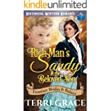 Rich Man's Sandy & the Beloved Son (Frontier Brides and Babies Book 5)