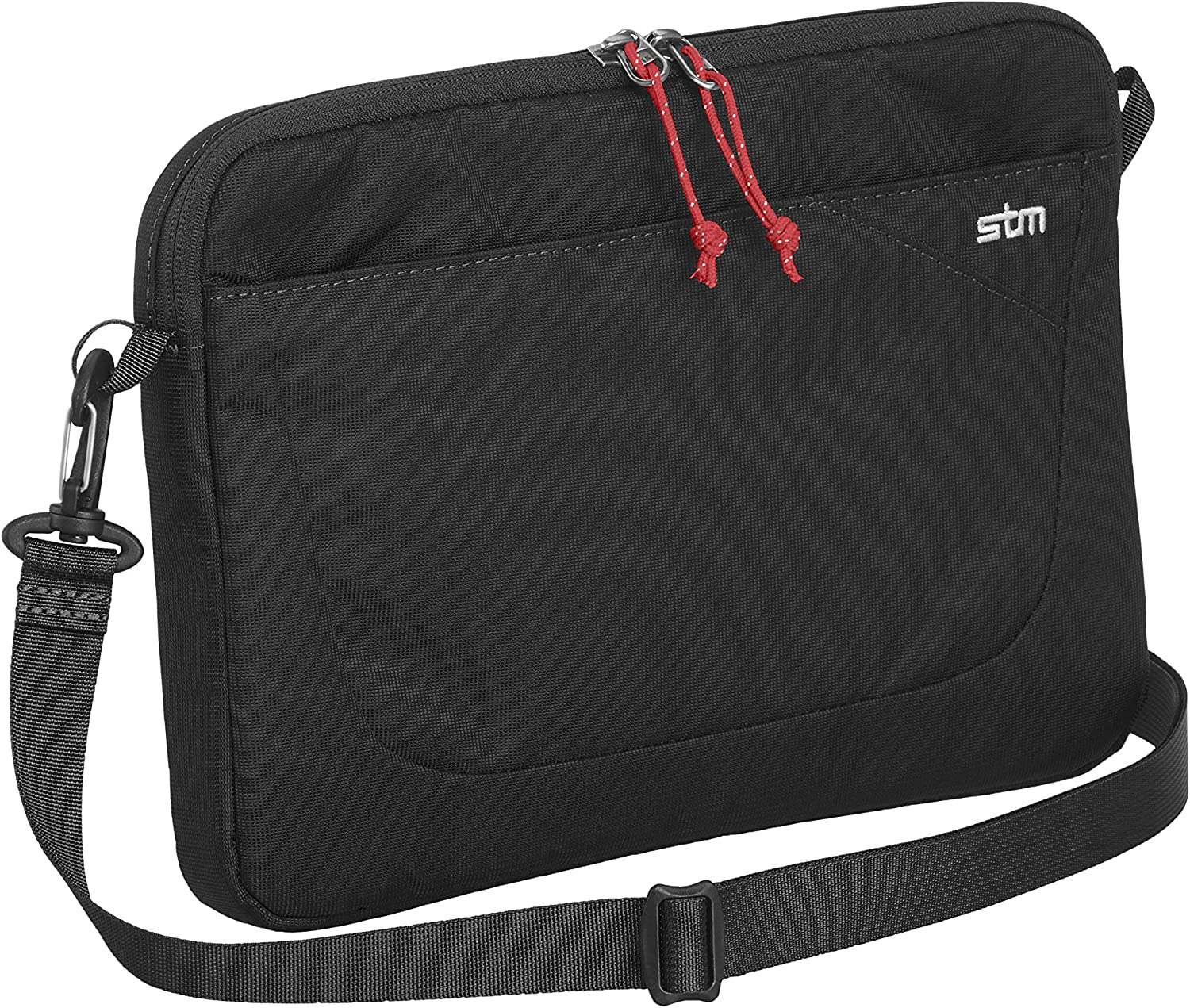 STM Blazer Padded Sleeve, fits Most 15-Inch Screens - Black (stm-114-114P-01)