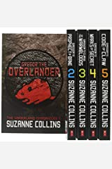 Suzanne Collins The Underland Chronicles 5 Books Set (1-5) Gregor The Overlander Paperback