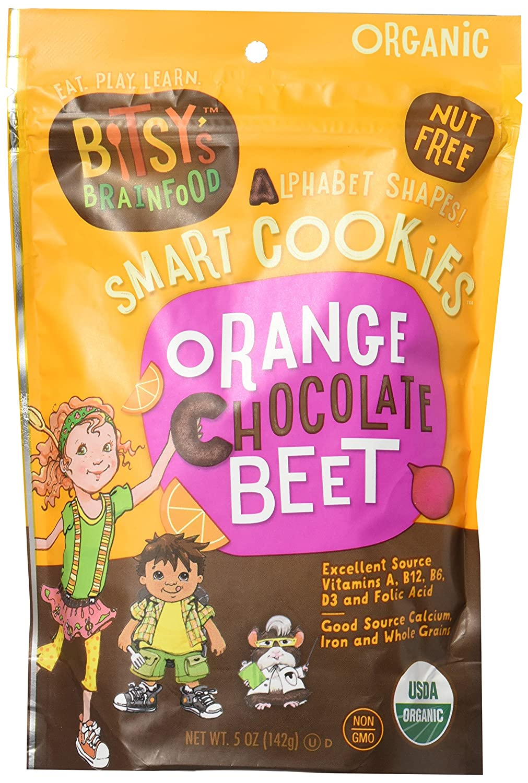 6b98ca248 Amazon.com  Bitsy s Organic Smart Cookies