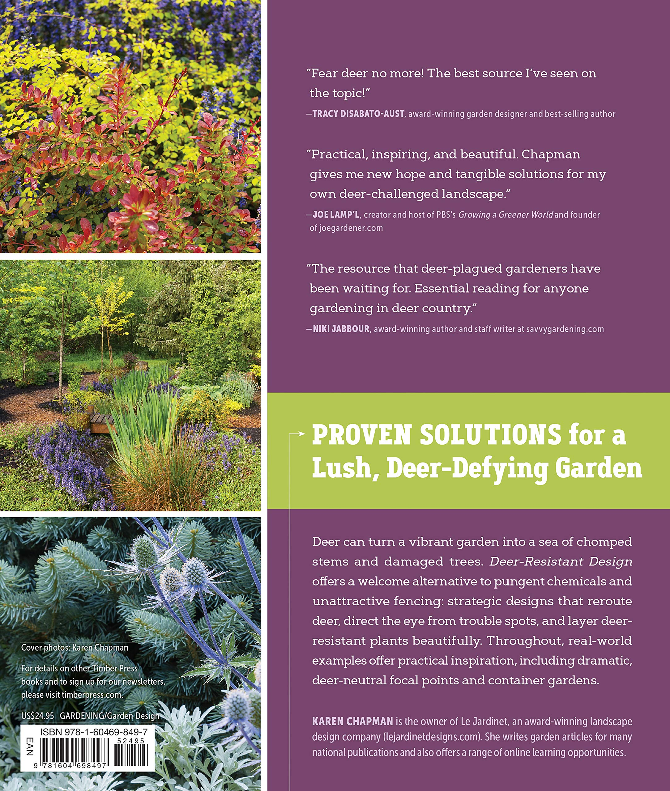 Deer Resistant Design Fence Free Gardens That Thrive Despite The