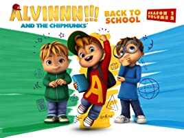 Amazon co uk: Watch Alvinnn!!! And the Chipmunks: Back to School