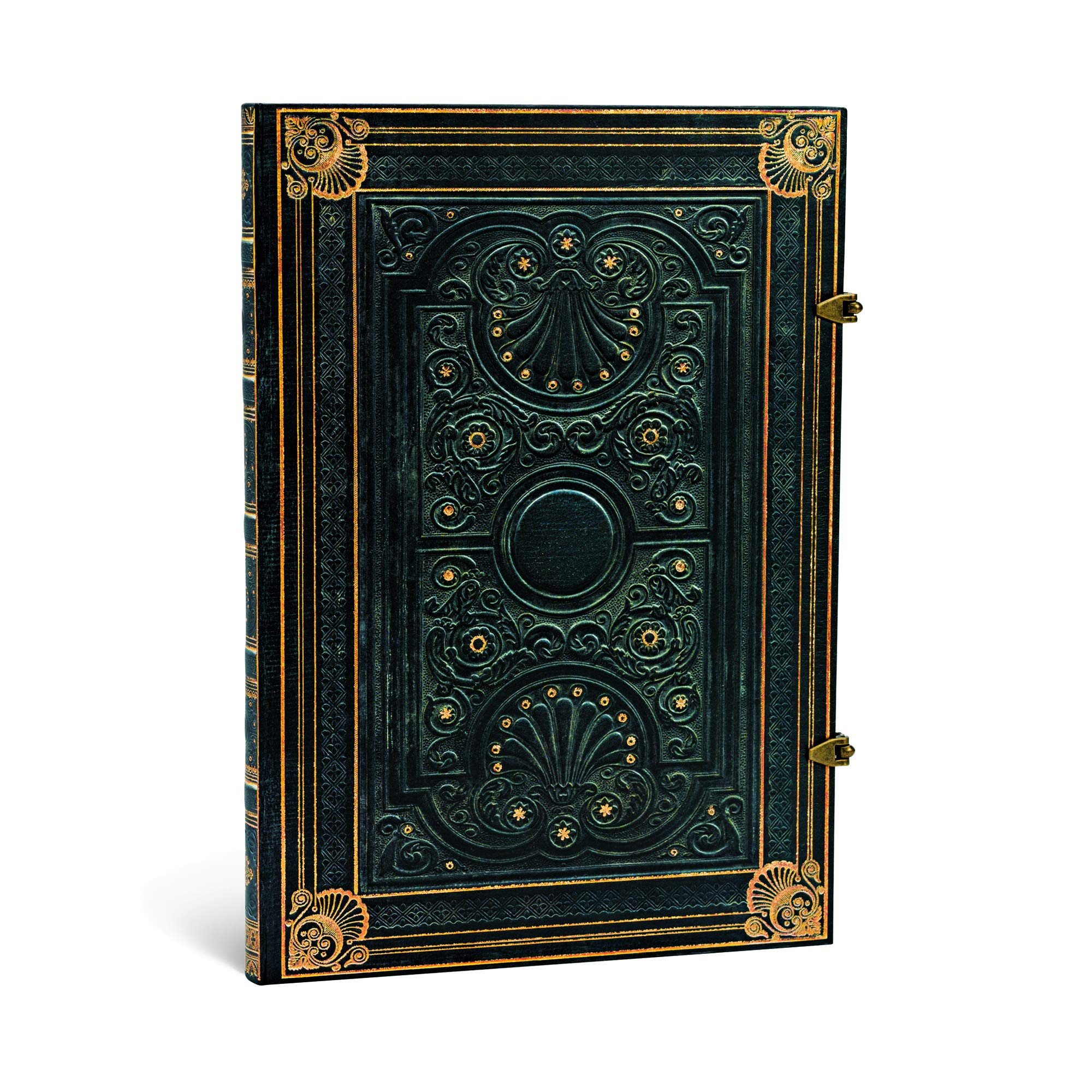 Paperblanks Nocturnelle Grande Lined Journal (240 Pages, 8.25 x 11.75 Inches) by Paperblanks (Image #6)