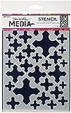 Ranger MDS58274 Dina Wakley Media Stencils