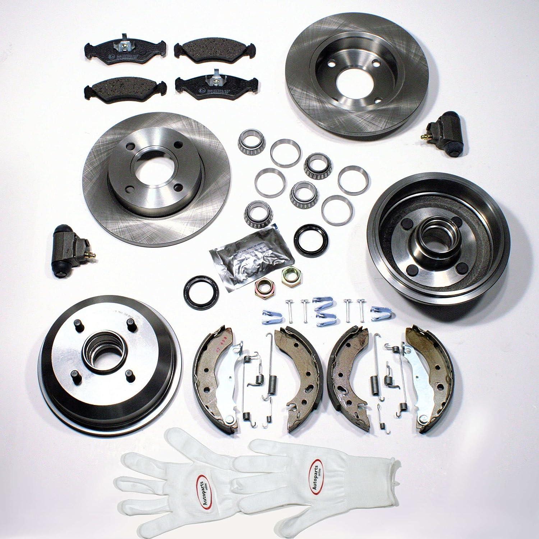 Autoparts-Online Set 60002327 Bremsen Set Vorne Hinten
