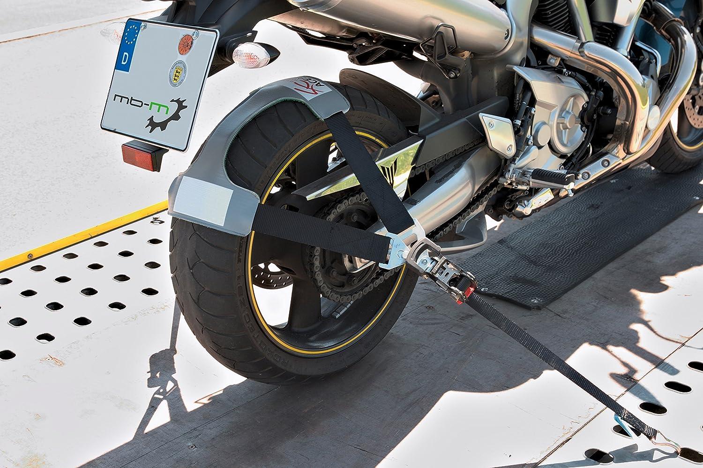MBM - Bicicletas Ace tyrefix 300 Motocicleta Amarre de Seguridad en el Transporte