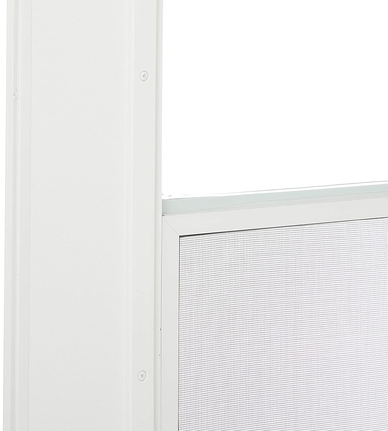 Larson 029831u 298ss 32 White Storm Door Amazon