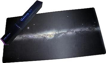 Espacio de tapete de Juego en la Mesa Space Galaxy 51.3 en Tamaño de Torneo, tapete de Mesa tapete de Juego Mat: Amazon.es: Juguetes y juegos
