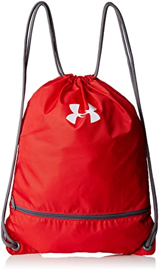 Under Armour Mochila UA, Color Rojo, tamaño Talla única: Amazon.es: Deportes y aire libre